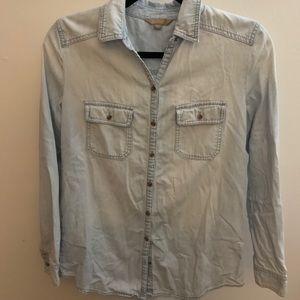 Chambray / Denim Shirt